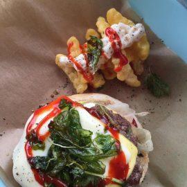 Schnitzel & BurgerTag im Imbiss